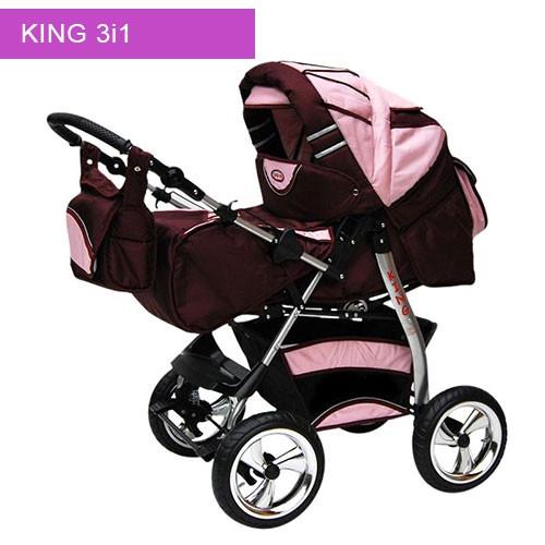 Find den perfekte barnevogn til dit kommende barn