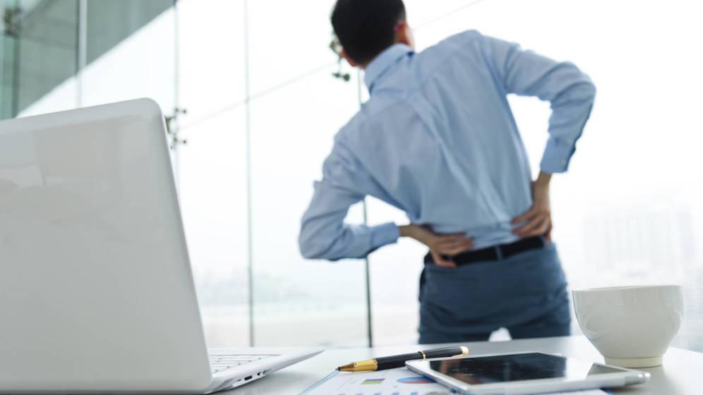 Ondt i ryggen kan undgåes ved bevægelse og aktivitet